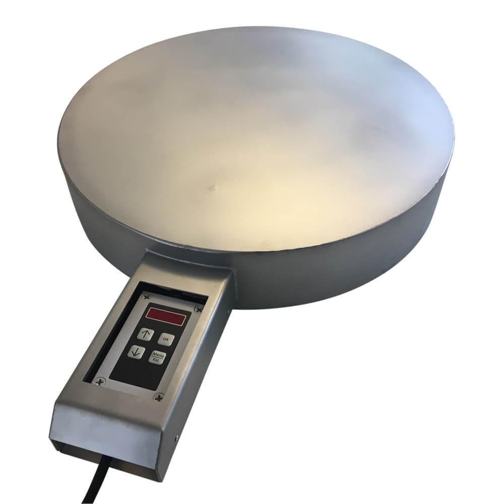 Fassbodenheizer 0-120 °C